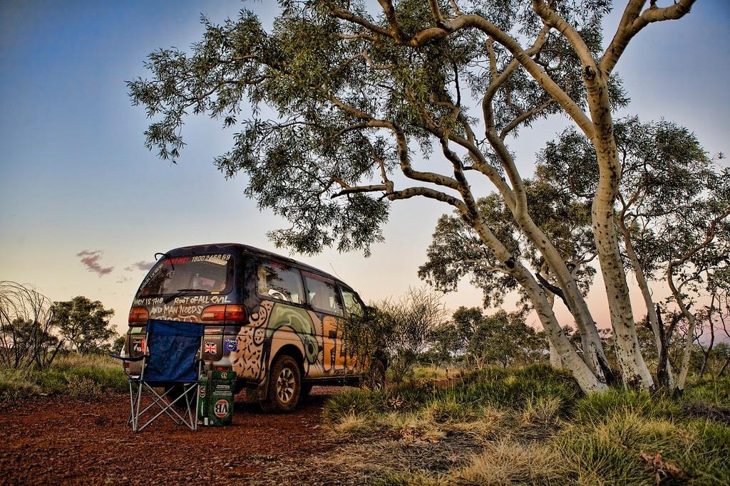Aussie Camping Spots