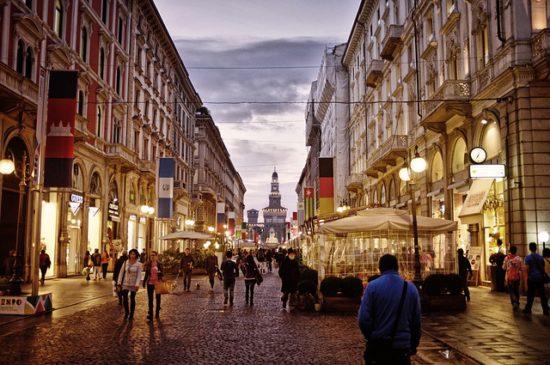 Getting Around Milan