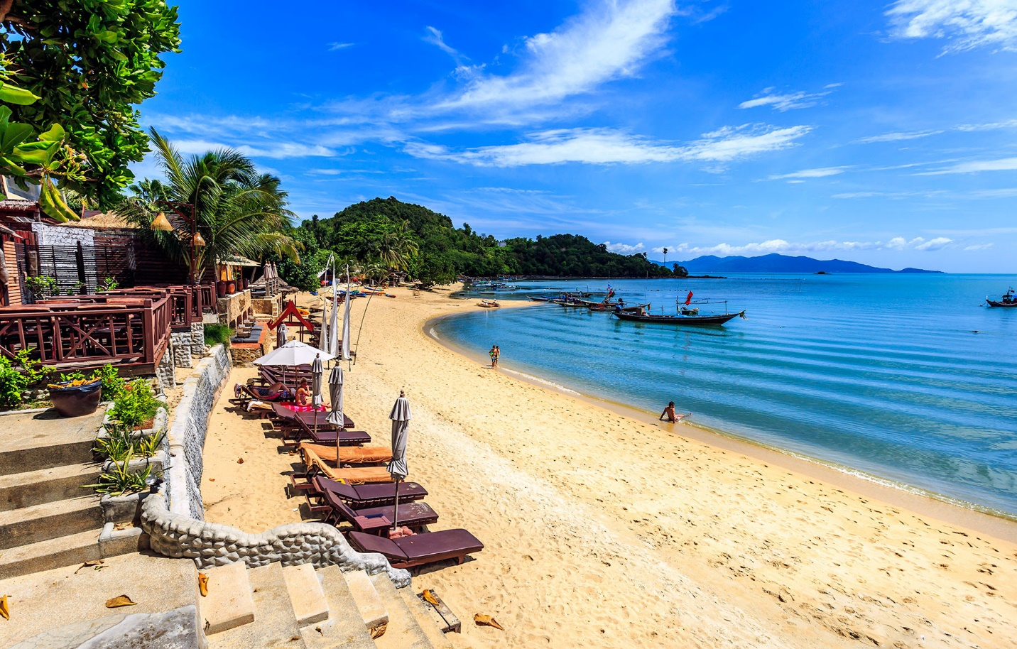 What budget do you need to travel and stay in Koh Samui